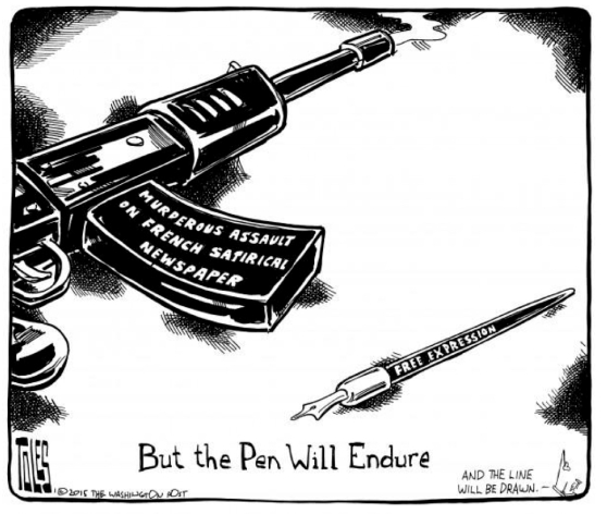 Pen Will Endure