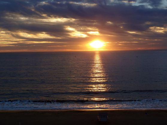 Weekend Sunset