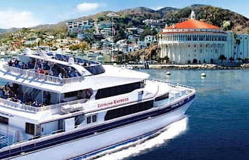 Catalina Here I come