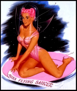 Miss Flying Saucer