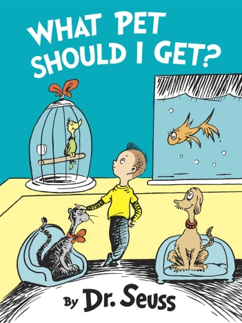 Dr Seuss New Book