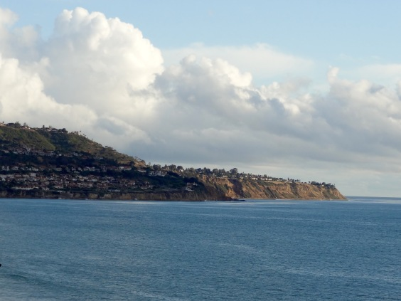 Clouds Over Palos Verdes Pennisula