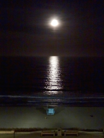 Moon Over Redondo