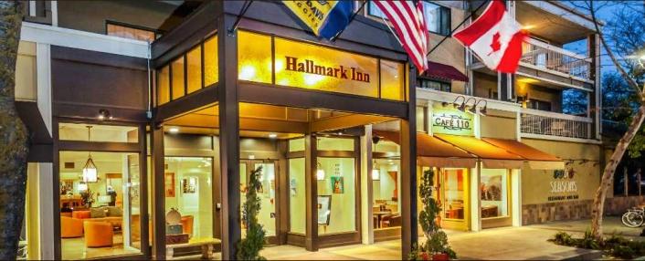 Hallmark Inn Entry