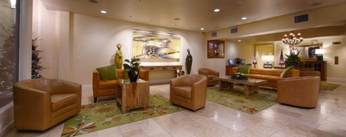 Hallmark Lobby
