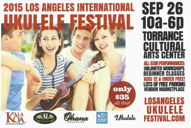 LA Ukulele Festival