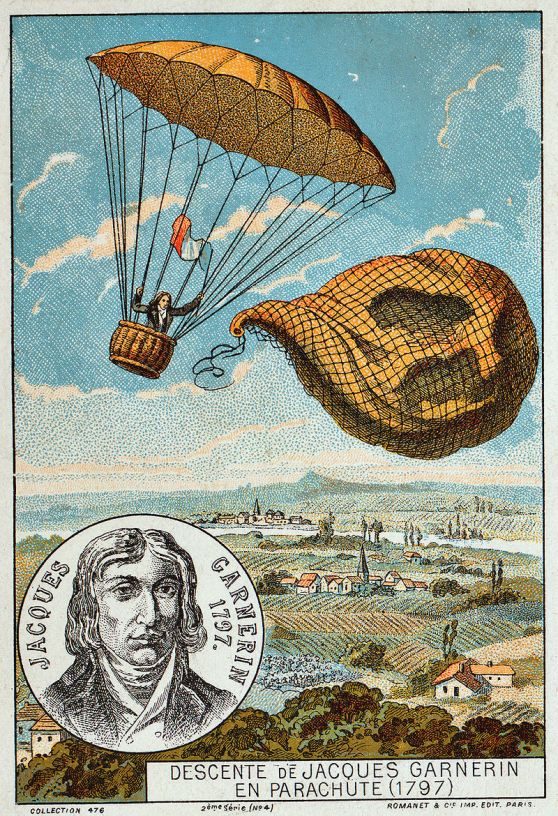 Garnerin's Grand Parachute