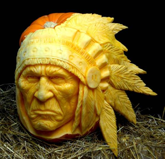Pumkin Carving 2