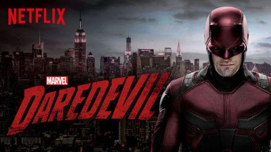Binging on Daredevil