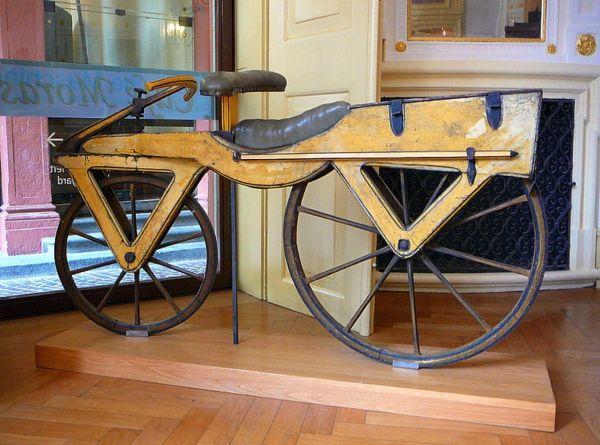 first-bike 1800s