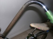 Rusted Handle Bars