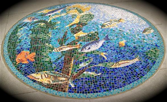 Mosaic Tile 9